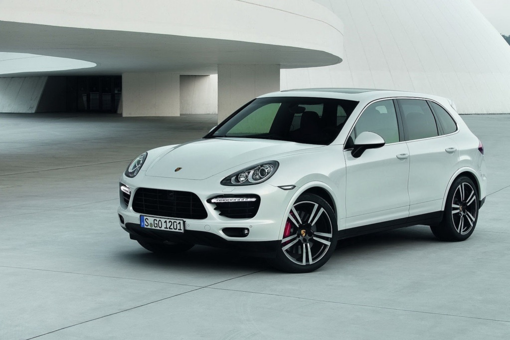 Cayenne Turbo S 2013.